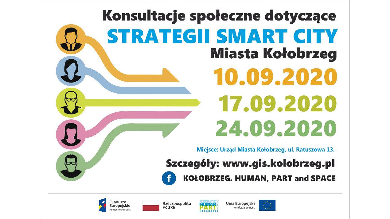 Konsultacje społeczne dotyczące opracowania Strategii Smart City Miasta Kołobrzeg